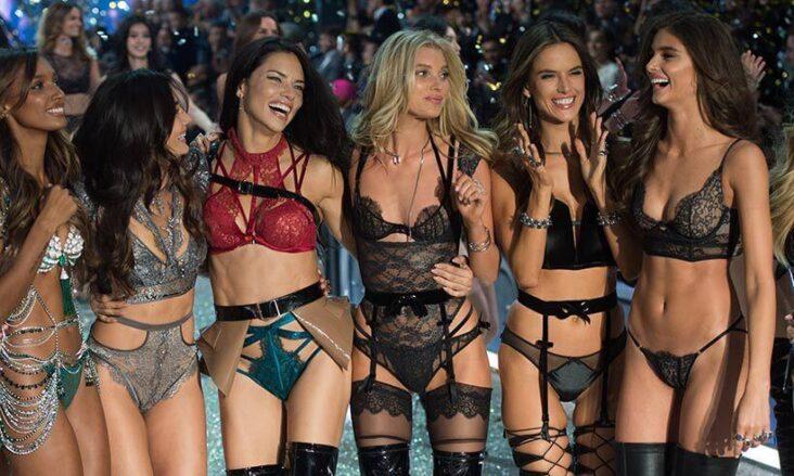 Victoria's Secret Mankenleri