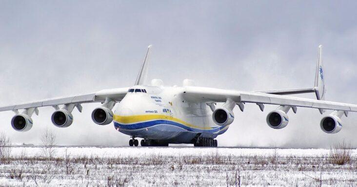 Dünyanın En Büyük Uçakları